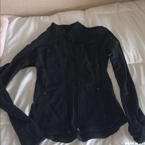 Lululemon Black Jacket